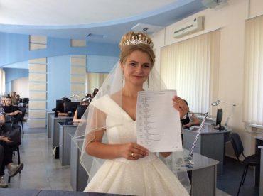 Як точно поступити в тернопільський педуніверситет – вдягніть весільне плаття