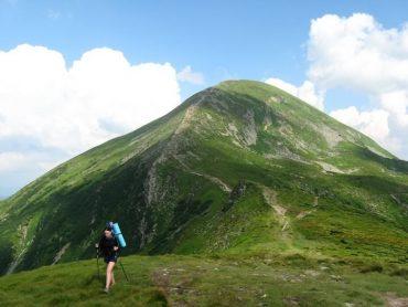 Під час сходження на Говерлу травмувалась мешканка Тернополя