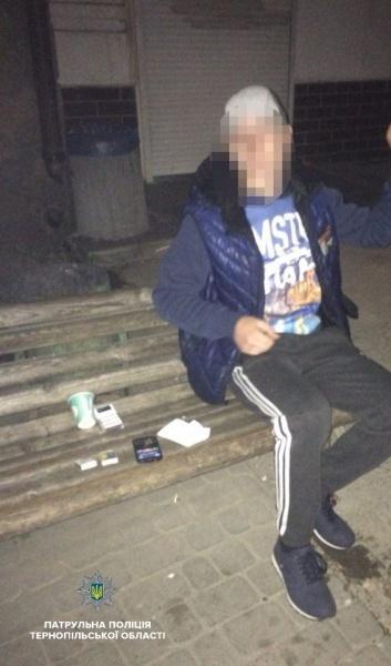 У Тернополі розвелося наркоманів як бродячих собак