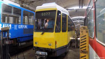 Львів купив у Берліні трамваї, двері яких не відкриваються на зупинках