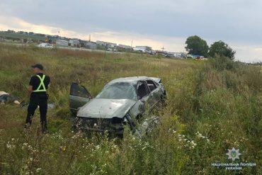На місці ДТП загинув водій