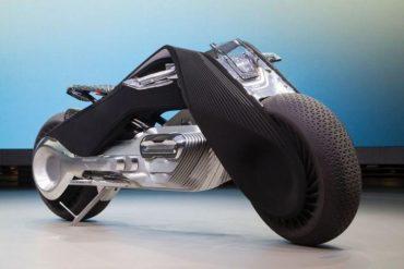 BMW показала мотоцикл майбутнього