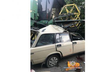 Чергова смерть на дорозі між селами Мшанець та Говилів