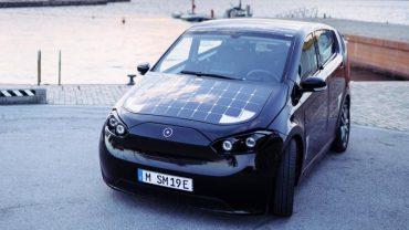 У Німеччині почалися випробування сонцемобіля Sono Sion