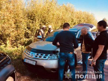 Поліція затримала 7 кримінальних авторитетів