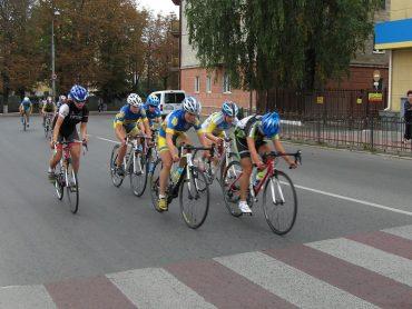 У неділю перекриють центр Тернополя через змагання велосипедистів