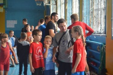 2 листопада у Тернополі відбудеться міжнародний турнір з боротьби імені Богдана Сцібайла