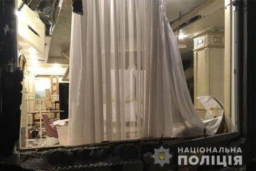 На Прикарпатті поліція затримала п'ять осіб, причетних до підриву ресторану