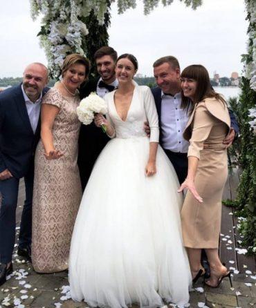 Нардеп Роман Заставний женив вчора сина