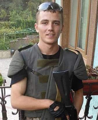 Біля селища Піски, під Донецьком, загинув 19-річний Степан Стефурак