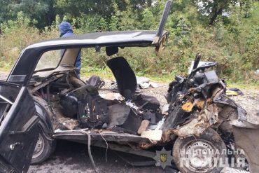 Троє людей загинуло в дорожньо-транспортній пригоді на Тернопільщині
