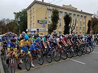Тернополянин Юрій Щербань – бронзовий призер традиційних велоперегонів у Тернополі