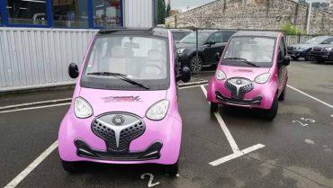 В Україні стартував продаж електромобілів по 100 тисяч гривень