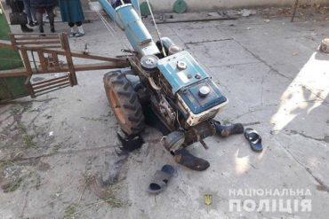 В селі Ілавче мотоблок вбив чоловіка