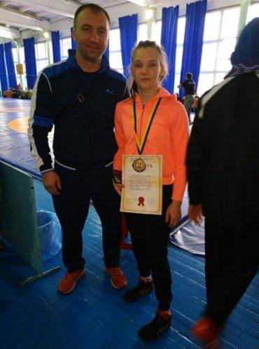 Тернополянка перемогла чемпіонку Європи