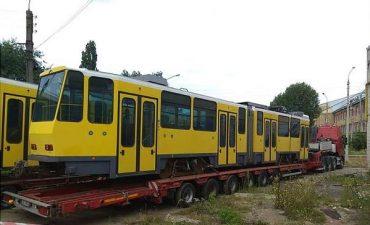 Львів отримав 30 трамваїв з Берліна