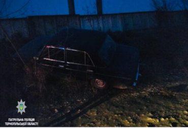 П'яний водій у Тернополі вчинив ДТП