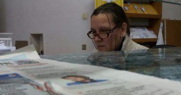 """Працівниця """"Укрпошти"""" на вулиці Бандери відмовилася розмовляти українською, бо вона – з """"Навароссії"""""""