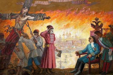 2 листопада 2018 року – 310 років з часу Батуринської трагедії