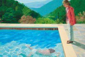 Британець Девід Хокні став найдорожчим сучасним художником, який є живим