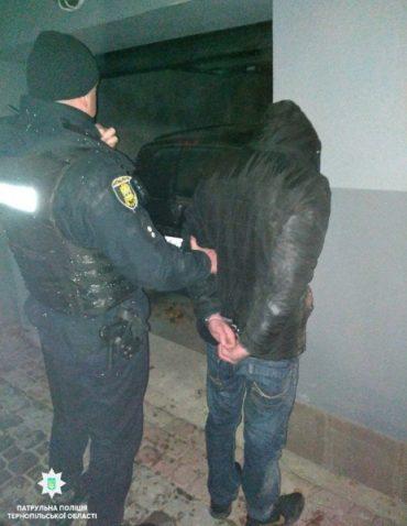На Дружбі впіймали 25-річного злодія, який заліз у гараж
