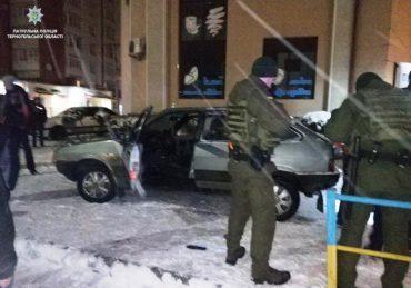 7 адміністративних матеріалів отримав водій, який влаштував нічну погоню в Тернополі