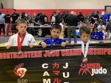 Назар Машлянка переміг в північно-східному чемпіонаті з дзюдо в США