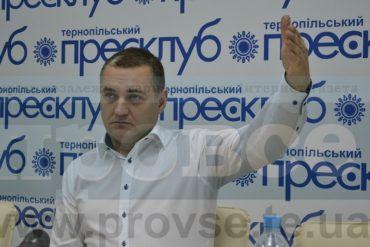 Про корупцію у Тернополі: віз заскрипів, що давно дьогтю не їв