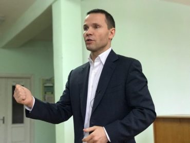 Дерев'янко на Тернопільщині запропонував план залучення інвестицій, які створять робочі місця в Україні