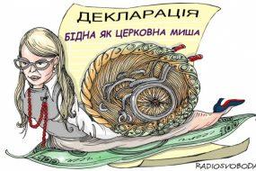 Бідне українське суспільство поки що не готове спонсорувати альтернативу Порошенку і Тимошенко