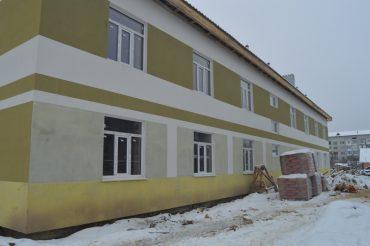 На Тернопільщині триває будівництво житла для військовослужбовців Збройних Сил України