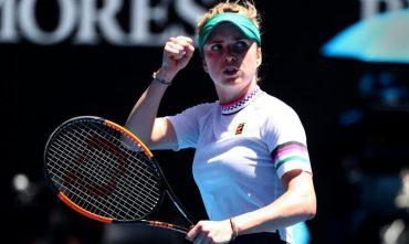 Світоліна пройшла у 1/8 фіналу Australian Open