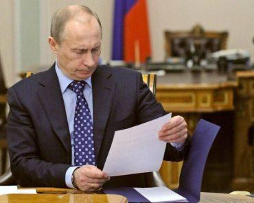 Росіянка написала лист в Кремль