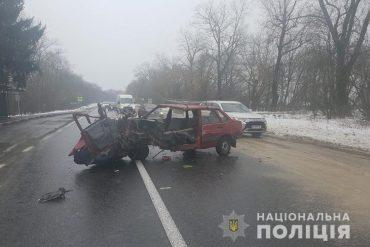 В Тернопільському районі трапилося два ДТП