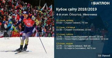 Віта Семеренко потрапила у квіткову церемонію IV етапу Кубку світу з біатлону