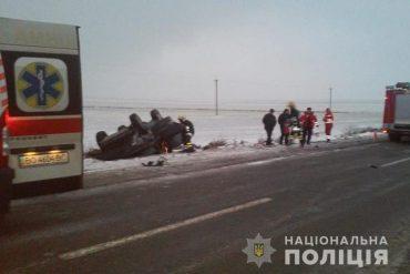 Аварія на Бучаччині забрала життя двох людей