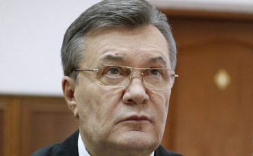Януковичу присудили 13 років за державну зраду