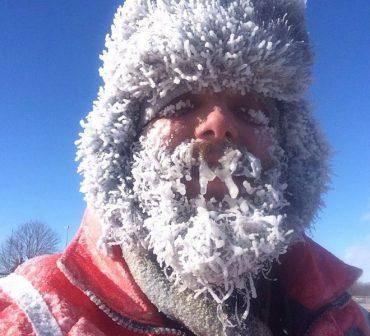 8-10 лютого в Україні очікують до 30 градусів морозу