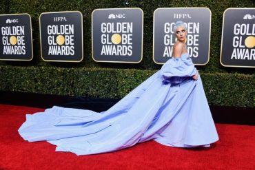 Золотий глобус-2019: Леді Гага начепила коштовностей на 5 мільйонів доларів