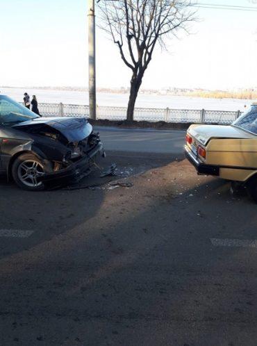 Незвичайна аварія сталася в Тернополі