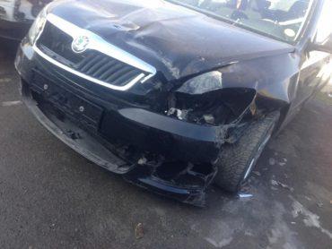 Патрульна поліція Тернопільської області розшукала горе-водія, який невдало «дрифтував» в обласному центрі