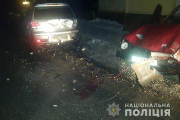 П'яний водій збив у Почаєві двох людей і працівника поліції