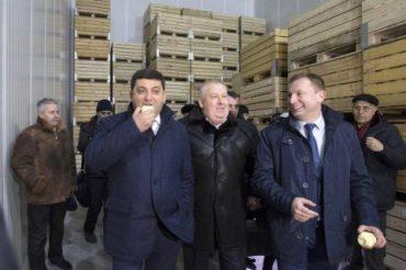 Гройсман завітає до Тернопільської області