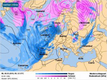 6 березня в Україні буде перехідним днем до теплого весняного стрибка