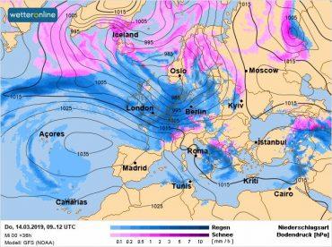 Завтра у Західній Україні знову похолодає