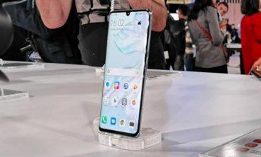 Huawei представив у Парижі нові смартфони