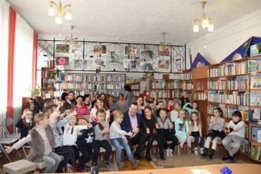 Франковий бум у бібліотеках для дітей Тернопільщини