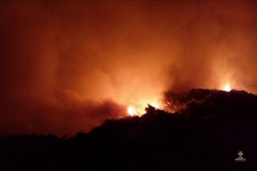 Тернопільщина у вогні – люди продовжують спалювати суху траву
