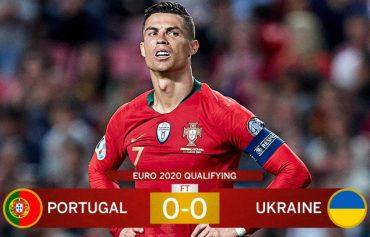 Українці вистояли перед Португалією