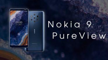 Nokia представила перший у світі смартфон з п'ятьма камерами